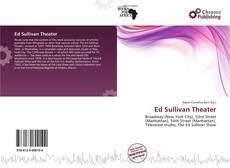 Ed Sullivan Theater kitap kapağı