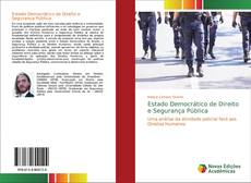 Bookcover of Estado Democrático de Direito e Segurança Pública