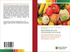 Capa do livro de Resultados de uma intervenção nutricional