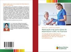 Bookcover of Medicação oral única dose de Albendazol e DEC na Filariose