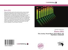 Kato (DJ)的封面
