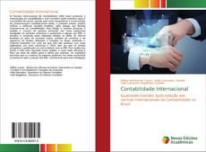 Bookcover of Contabilidade Internacional