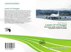 Bookcover of Laister LP-15 Nugget
