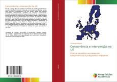 Обложка Concorrência e intervenção na UE