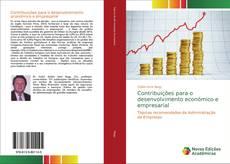Borítókép a  Contribuições para o desenvolvimento económico e empresarial - hoz