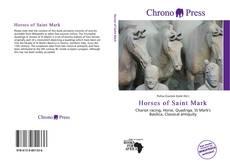 Couverture de Horses of Saint Mark