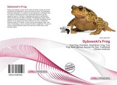 Bookcover of Dybowski's Frog