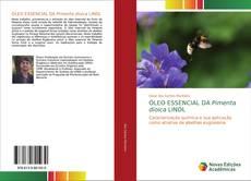 Capa do livro de Óleo essencial da Pimenta dioica LINDL