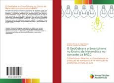 Bookcover of O GeoGebra e o Smartphone no Ensino de Matemática no contexto da BNCC