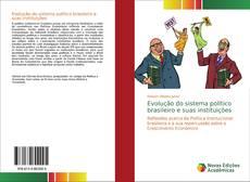 Portada del libro de Evolução do sistema político brasileiro e suas instituições