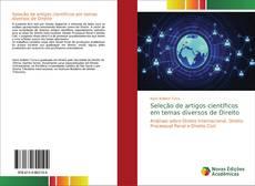 Borítókép a  Seleção de artigos científicos em temas diversos de Direito - hoz