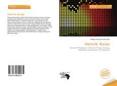 Capa do livro de Henrik Korpi