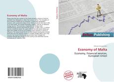 Bookcover of Economy of Malta
