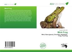 Bookcover of Mink Frog