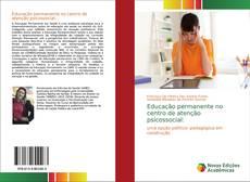 Buchcover von Educação permanente no centro de atenção psicossocial: