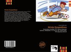 Buchcover von Hristo Gospodinov