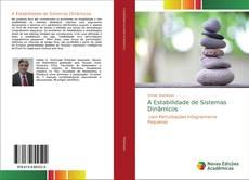 Bookcover of A Estabilidade de Sistemas Dinâmicos