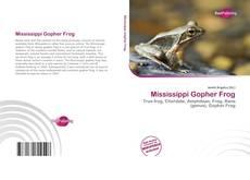 Couverture de Mississippi Gopher Frog
