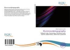 Bookcover of Hysterosalpingography