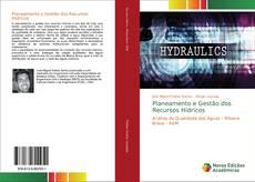 Capa do livro de Planeamento e Gestão dos Recursos Hídricos