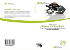 Capa do livro de Delalande's Sand Frog