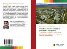 Couverture de Resíduos sólidos: um novo panorama energético