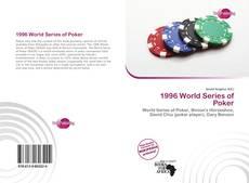 Borítókép a  1996 World Series of Poker - hoz