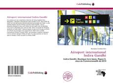 Bookcover of Aéroport international Indira Gandhi