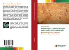 Capa do livro de Arqueologia, Etnoarqueologia e Antropologia Sociocultural