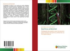 Bookcover of Química ambiental