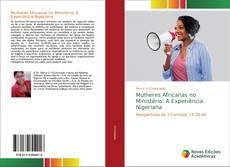 Copertina di Mulheres Africanas no Ministério: A Experiência Nigeriana