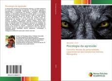 Buchcover von Psicologia da agressão
