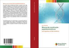 Capa do livro de Blocos de construção peptidomiméticos