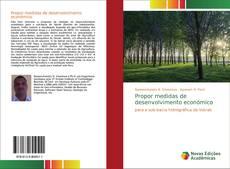 Borítókép a  Propor medidas de desenvolvimento económico - hoz