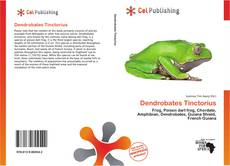 Bookcover of Dendrobates Tinctorius