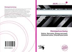 Bookcover of Hemipelvectomy