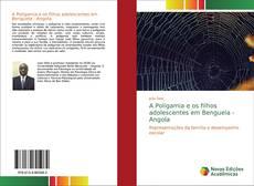 A Poligamia e os filhos adolescentes em Benguela - Angola kitap kapağı