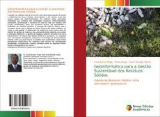 Capa do livro de Geoinformática para a Gestão Sustentável dos Resíduos Sólidos