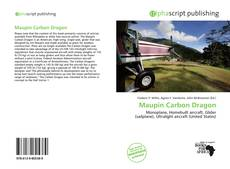 Bookcover of Maupin Carbon Dragon