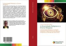 Buchcover von A Diversidade Religiosa e o Ensino Religioso