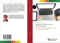 Capa do livro de Recursos e Desenhos de Aprendizagem