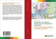 """Portada del libro de O austríaco """"St. Raphael-Verein"""" para a protecção dos emigrantes"""