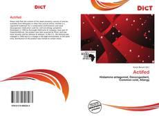 Buchcover von Actifed
