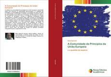 Copertina di A Comunidade de Princípios da União Europeia