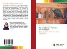 Buchcover von Operações de Primeira Intervenção