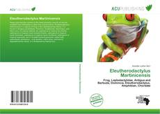 Bookcover of Eleutherodactylus Martinicensis