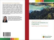 Borítókép a  Ciências do Ambiente na Engenharia - hoz
