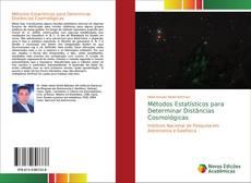 Capa do livro de Métodos Estatísticos para Determinar Distâncias Cosmológicas