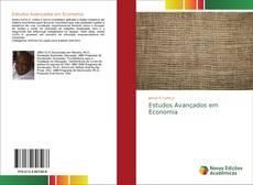 Capa do livro de Estudos Avançados em Economia