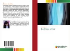 Dentro da crítica kitap kapağı
